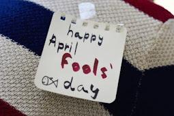 Kapan dan Apa itu April Mop (april fools day)?
