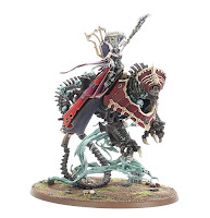 warhammer age of sigmar death alliance mortarch of blood neferata
