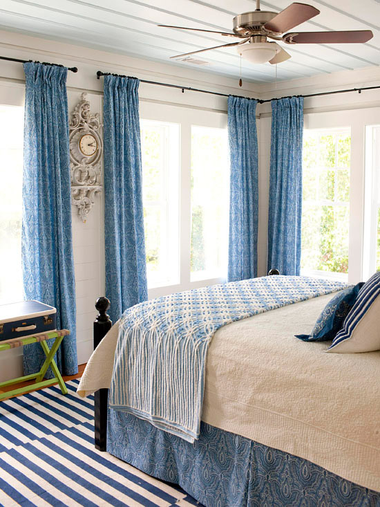 blue bedroom ideas modern furniture 2012 bedrooms decorating design ideas with blue color 1039