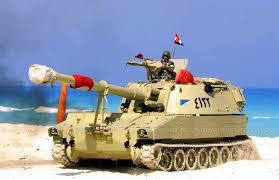 المدفع الامريكي إم 109 هاوتزر ذاتي الحركة