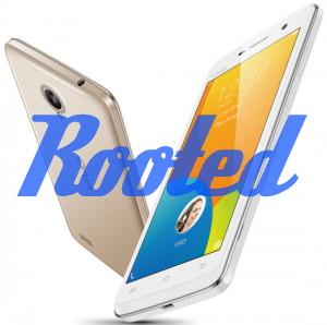 Cara Root Vivo Y21