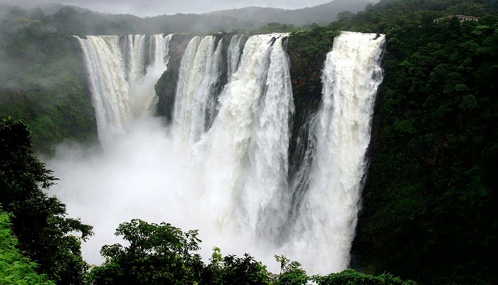 Jog Falls - Weekend Getaways from Bangalore