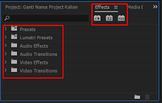 Effect Adobe Premiere Pro CC