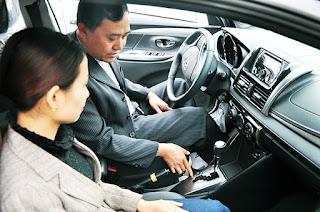 thi bằng lái xe ô tô tại huyện nhà bè