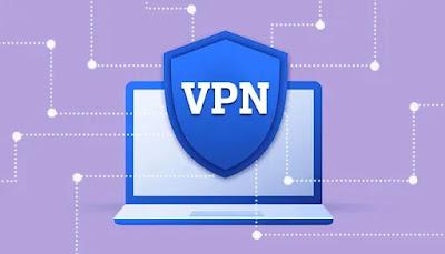 استخدام VPN
