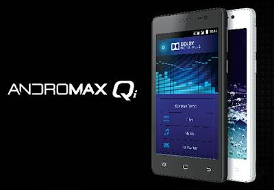 Harga HP Smartfren Andromax Qi