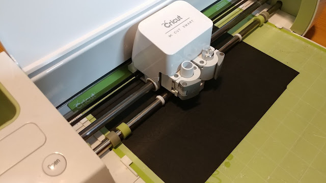 Cutting Kraft-Tex with a Cricut