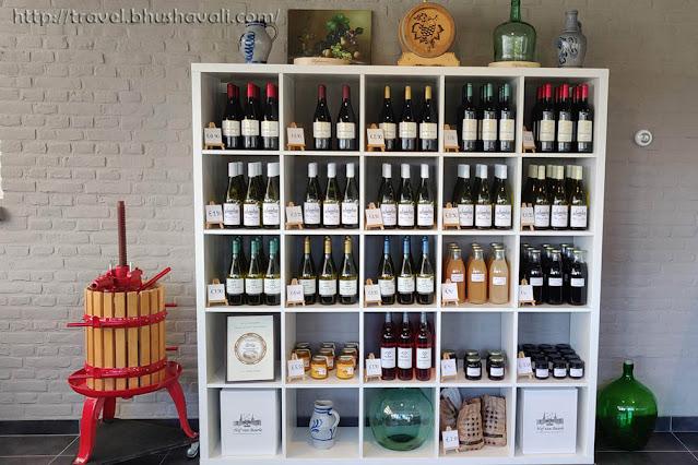 Baarle Hertog-Nassau Hof van Baarle vineyard