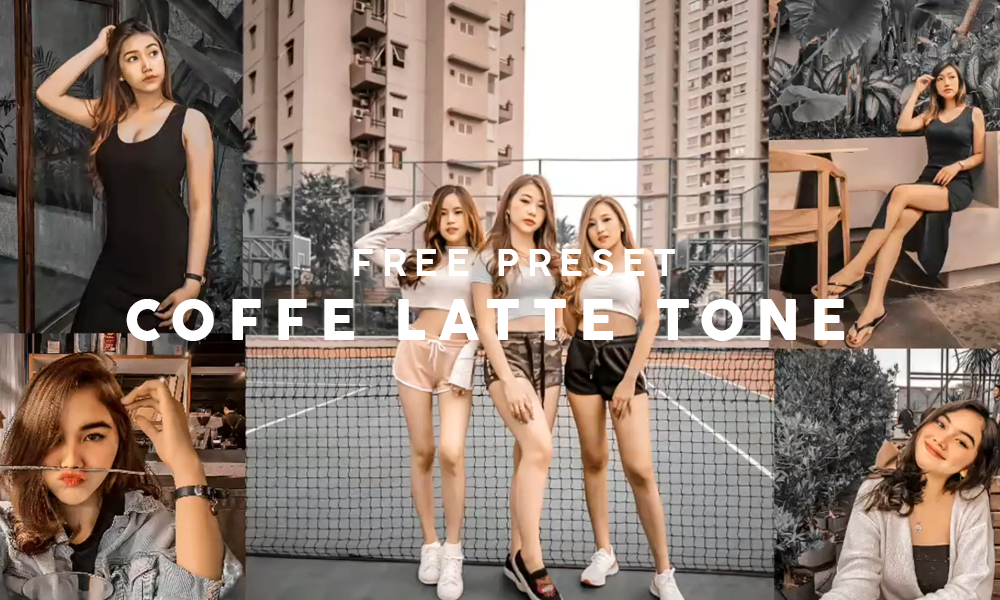 Free Download Preset Coffe Latte Tone