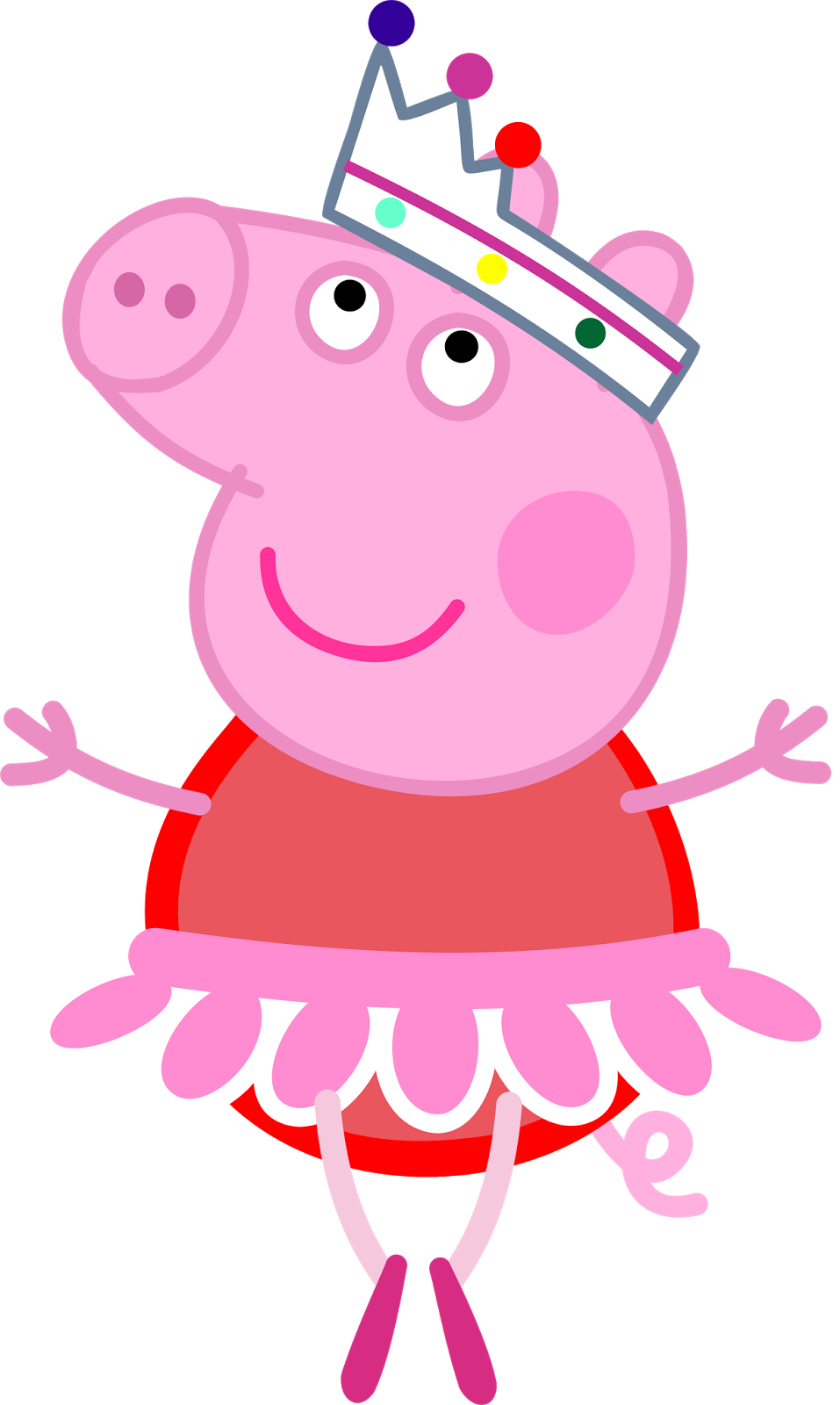 Birthday Background Wallpaper Hd Vendasmr Peppa Pig