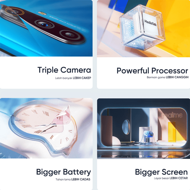 Realme C3 with triple-cam, not dual-cam will go official in Indonesia