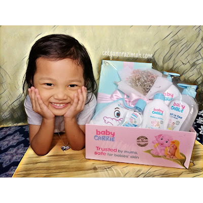 baby carrie, carrie junior, baby carrie malaysia, carrie junior malaysia, produk baby, barangan baby