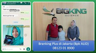 Nutrisi otak brainking plus Jakarta