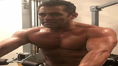 Salman Khan New Fitness Video