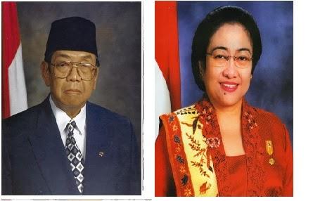 Daftar Presiden Dan Wakil Presiden Republik Indonesia
