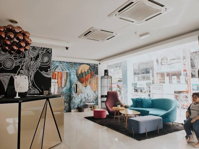 Meginap Di Hotel De Art Seksyen 9 Shah Alam