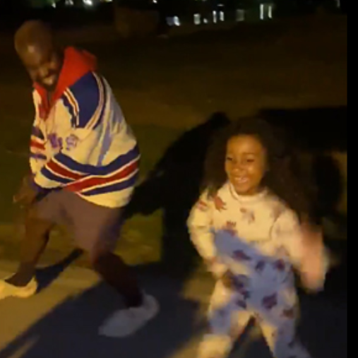 Kanye West and Daughter North Bust Out Their Dance Moves in Sweet Video