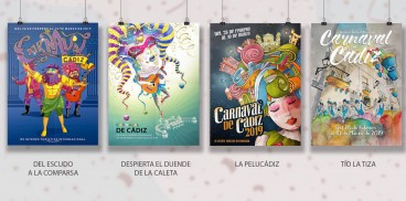Finaliza el plazo de votación popular para elegir el Cartel del Carnaval 2019