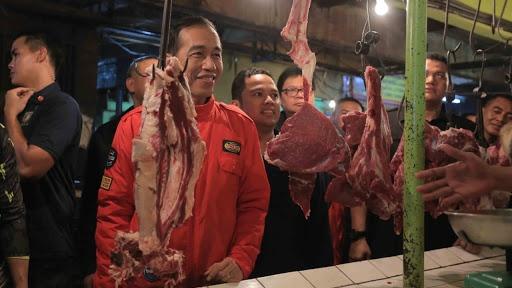 Jokowi Bentuk Badan Baru, Semua Produk Harus Dicap Halal
