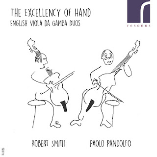 English viola da gamba duos - Robert Smith, Paolo Pandolfo