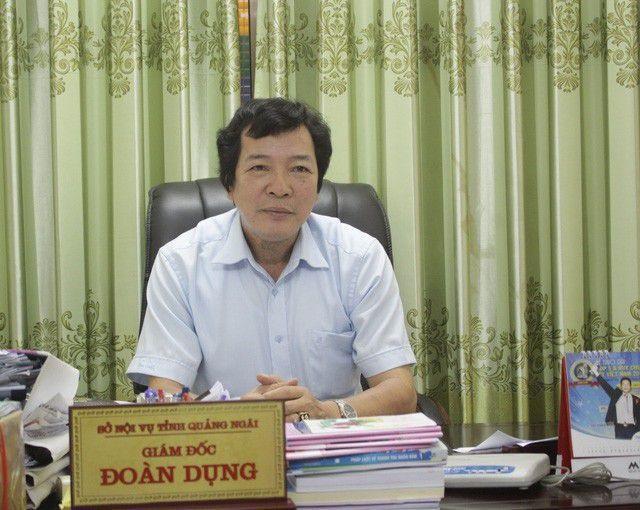 Quảng Ngãi Giám đốc Sở Nội vụ có 'gửi gắm' thí sinh nhưng không vi phạm