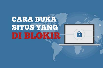 3 Cara Menghilangkan Internet Positif Paling Ampuh Bangat 100%