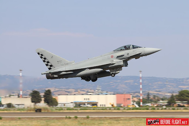 Italian Air Force solidarity mission