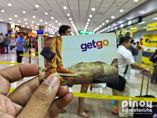 Cebu Pacific Get Go Rewards Program