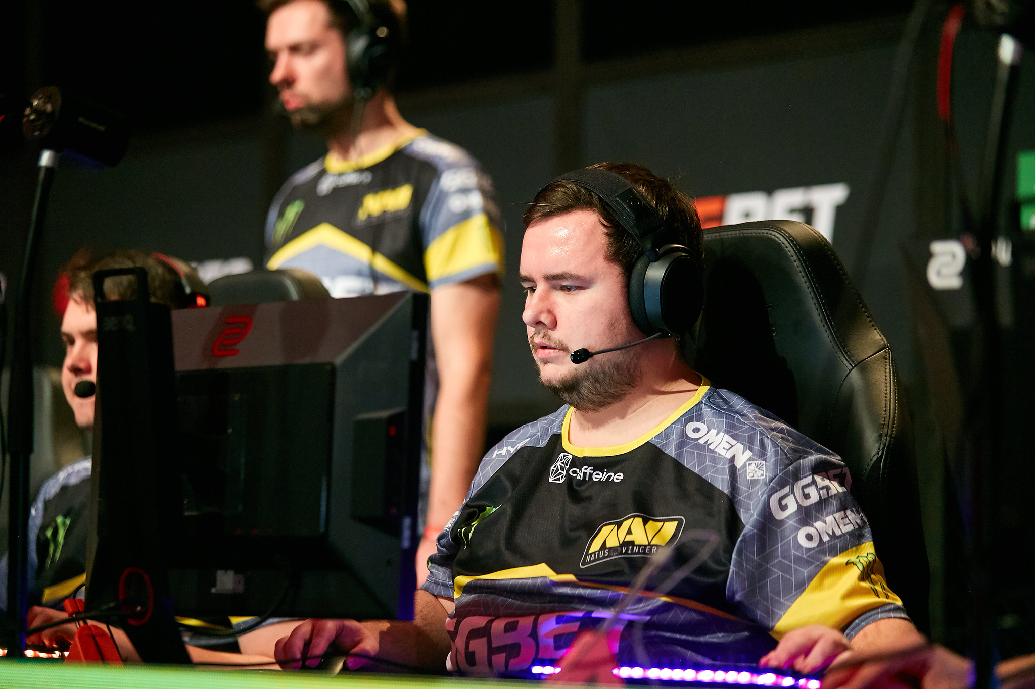 GuardiaN leaves Na'Vi and enters CS:GO free agency