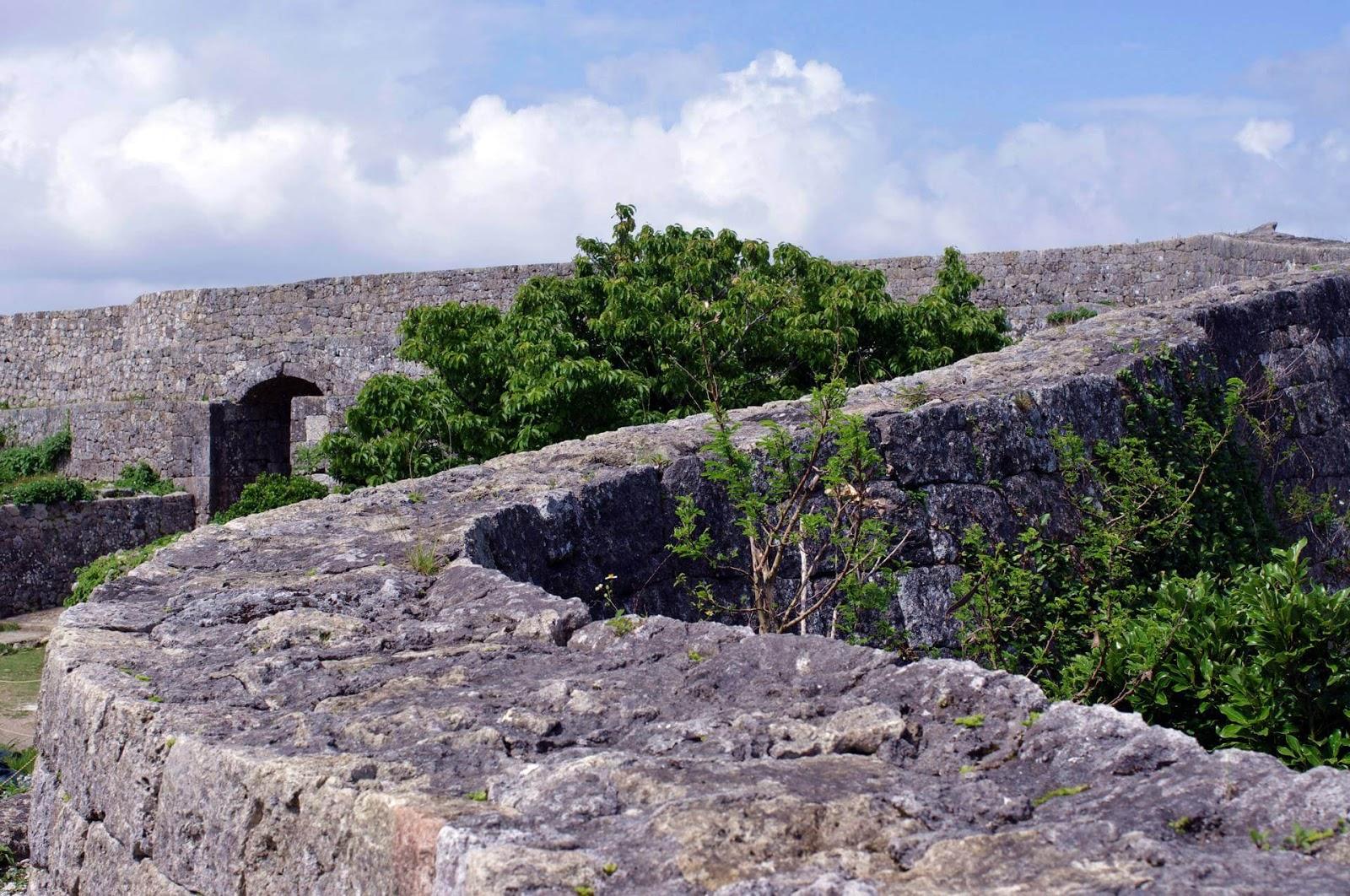 沖繩-世界遺產-中城城跡-nakagusukujo-ato-自由行-旅遊-景點-Okinawa-world-heritage