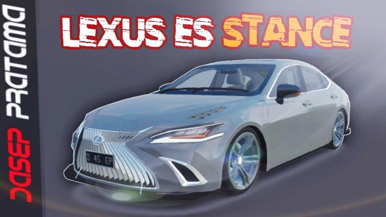 Mod Bussid Lexus Es Stance 2021