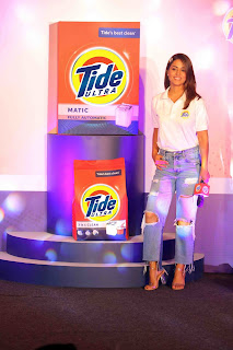TV Sensation Hina Khan introduces The All-New Tide Ultra