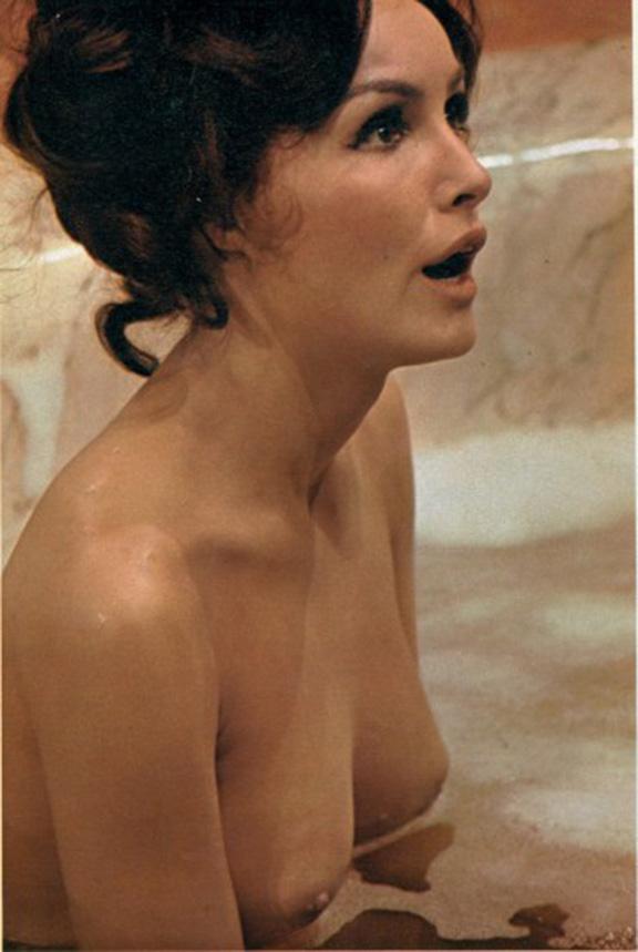 Julie newmar naked