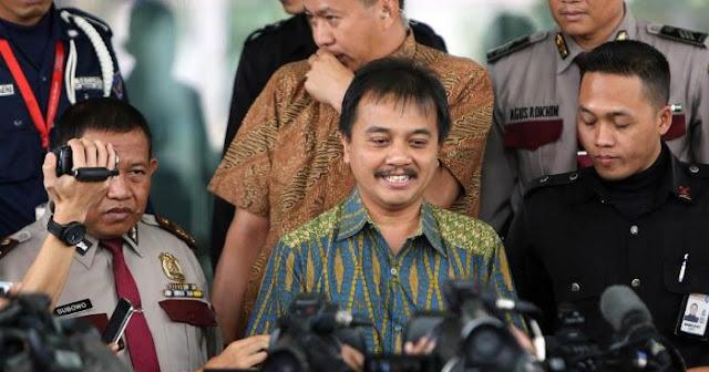 Motor Listrik Jokowi Laku Rp2,5 Miliar, Roy Suryo Tanya Kapan Jual Pesawat Presiden, Bisa Tutup BPJS THR BLT dan Lain-lain