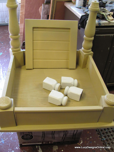 primed dog bed