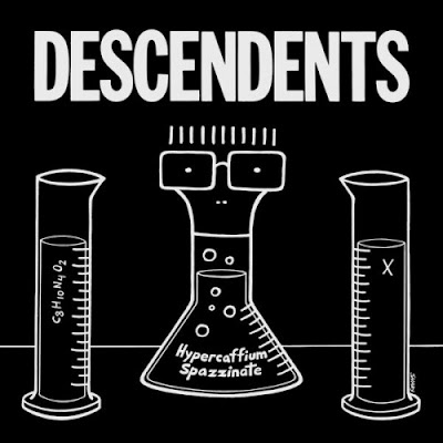 "DESCENDENTS ""Hypercaffium Spazzinate"""
