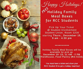 Food Pantry Holiday Meal Boxes