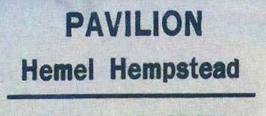 03 Dec 1979, The Pavilion, Hemel Hempstead - ACR Gigography