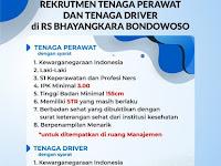 Loker Bondowoso RS Bhayangkara Bondowoso