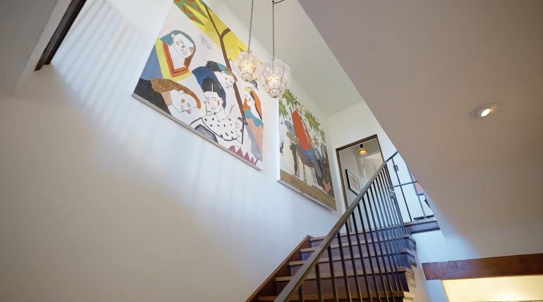 25 Interior Design Photos vs. 7475 Franklin Ave, Los Angeles, CA Luxury Home Tour