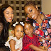 Adorable photos of Davido's babymamas and their daughters