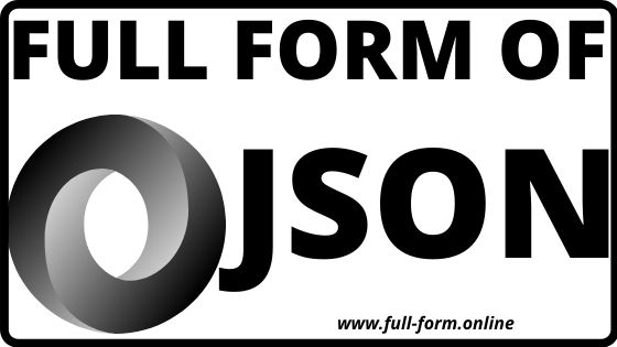 Full Form of JSON-what does JSON stands for-complete information about JSON