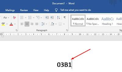 Cara Menyisipkan Simbol di Microsoft Word dengan Cepat
