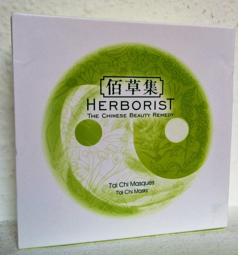 nouveau authentique mode de premier ordre moins cher Review Herborist T´ai Chi Masks | Glam Beauty Talks