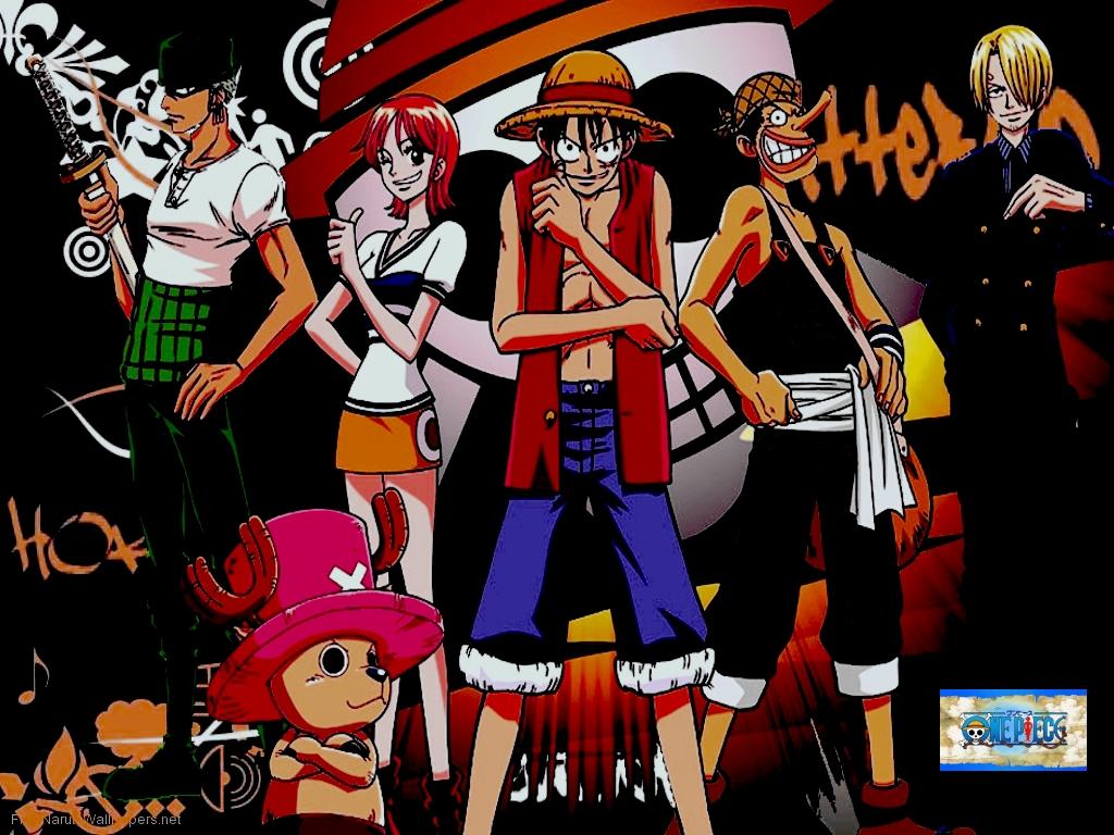 Wallpaper Fans Anime One Piece