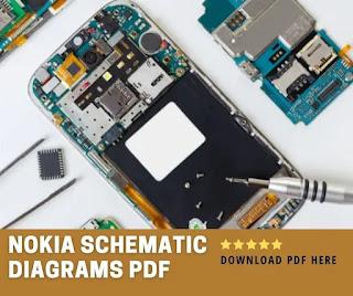 NOKIA Mobile Phone Schematics Diagrams PDF download free