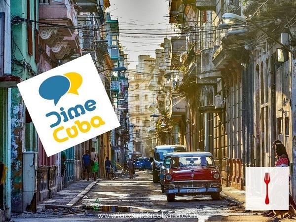 Dime Cuba el servicio de envíos de comidas a Cuba que debes probar
