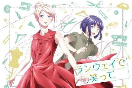 Manga Runway de Waratte Mendapat Adaptasi Anime! Kapan Rilis?