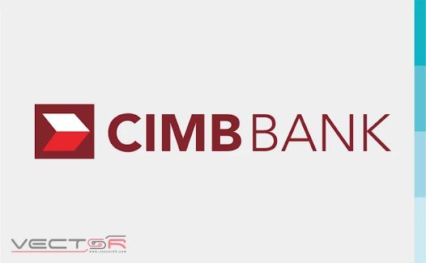 CIMB Bank Logo - Download Vector File SVG (Scalable Vector Graphics)