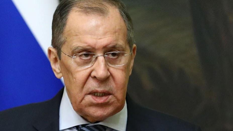 Λαβρόφ: Κόβουμε κάθε σχέση με την ΕΕ αν μας επιβάλουν σκληρές κυρώσεις